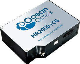 Широкополосный спектрометр Ocean Optics HR2000+CG